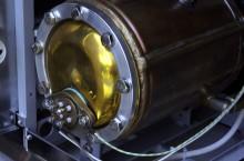 faema urania boiler detail