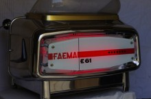 Faema e61 2 groups