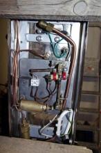 Faema Velox electric wiring