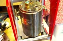 Visacrem 2000 boiler