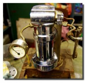 Keripar, Hungarian coffee machine