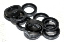 Piston rod gasket for Marte group