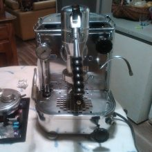 achat ancienne machine a cafe faema