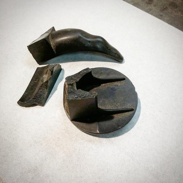velox tamper broken