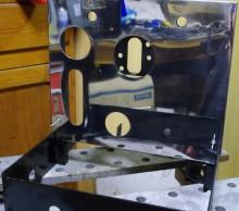 Faema Lambro chassis