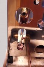 boiler level faema lambro